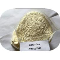 Buy cheap 99% Purity Sarms Powder Gw-501516 CAS 317318-70-0 for Bodybuilding from wholesalers