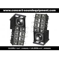 """Buy cheap Dual 5"""" 8ohm 230W Mini Line Array Speaker For Fixed Installation In Conference, Pub, Auditoria product"""