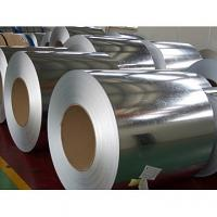Quality ASTM Standard Galvanised Steel Sheet In Coil For Steel Structural Projects , GI for sale