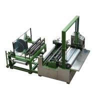 Buy cheap Large Fully Automatic Non Woven Cutting Machine Complex Machine product