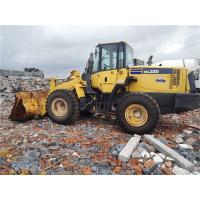Quality WA320-5 Used KOMATSU Loader 66HP Engine Power Hydrostatic Transmission for sale