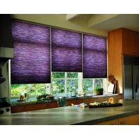 Quality Modern Luxury Curtain Fabric Roller Blinds Vertical Blind with Polyester for sale