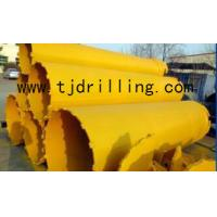 China single wall casing 800mm with key join for double rotary piling work used on bauer soilmec drilling rig on sale
