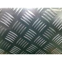 Quality AA1100/3003/3105/5052 Standard Five Bar Aluminum Tread Plate Thickness 1.00mm-12.00mm for sale