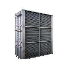 Buy 100 T Boiler Part Tubular Air Preheater / APH In Boiler Natural Circulation at wholesale prices