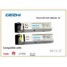 TELCO BTI-SFP-GBD20L-55/31S-C WDM 1.25 Gbps SFP Fiber Module Tx 1550nm Rx 1310nm SM/LC for sale