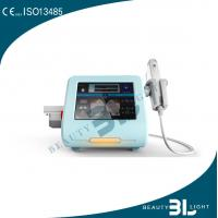 Buy cheap Portable Facial Fat Burning Ultrasound Hifu Machine For Face Lifting And Wrinkle from wholesalers