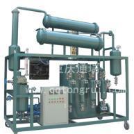 Buy cheap DIR Waste Engine Motor Oil Distillation Refinery Equipment product