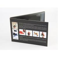 Quality Invitation LCD Video Brochure , Mailable 3D lcd greeting card Custom LCD Display for sale