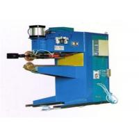 Quality Vertical Resistance Seam Welding Machine , Horizontal 380V 65KVA Sheet Metal Spot Welder for sale