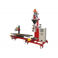 Quality Powder Weighing 100bag/H 4KW 25Kg Packing Scale Machine for sale