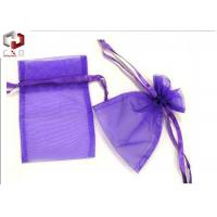 Quality Wedding Organza Gift Bags for sale
