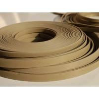 Buy cheap Brown PTFE Packing Guide Stripe Tape (GST) , Thickness 0.8mm , 1.0mm , 1.5mm from wholesalers