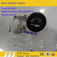 Buy cheap SDLG water temperature gauge , 4130000289, SDLG spare parts for sdlg wheel from wholesalers