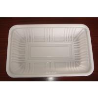 Quality first class airline towels tray for sale