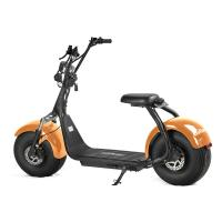 Quality 1200w Brushless Lithium Battery Electric Scooter 60V / 12Ah LG For Adults for sale