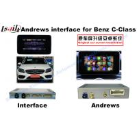 Quality Benz - C Android Navigation Box / gps navigation system for cars for sale