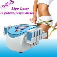 China 130mw Spas Woundless Effective Lipo Laser Slimming Machine on sale