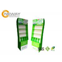 Buy cheap Free Standing POS Cardboard Advertising Displays With Pegs For Small Items product