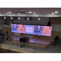Quality 10x12ft Church LED Screen High Performance, Event Production HD LED Wall Super Slim for sale