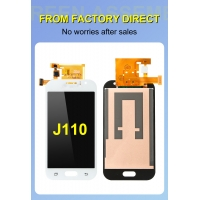 Quality Intelligent TFT 4.3 Inch Mobile Touch Screen Replacement For Samsung J110 for sale