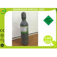 Quality 40L Cylinder Electronic Gases For Refrigerant Mixture / Eye Surgery , 2.2 Hazard Class for sale