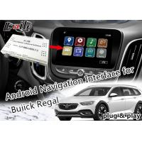 Quality Buick Car Video Interface Online - Map WIFI Network With Real - Time Traffic Information for sale