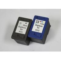 Printers compatible ink cartridge for hp 21 22 hp21xl,hp22xl