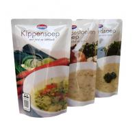 Quality Cooked Food Retortable Pouches Flexible Packaging Plastic Bags for sale