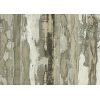 China Pine Wood PVC floor film / printed layer for WPC floor,Nordic style on sale
