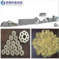 China Fully Automatic high quality stainless steel 2D 3D Papad Pellets/Fryums making machine on sale