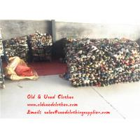 Quality Large Bags Bundled Used Female Shoes Comfortable Second Hand Clothes Export for sale