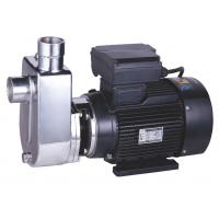 Quality Electric Stainless Steel Self Priming Pump , Self Priming Submersible Pump Copper Wire for sale
