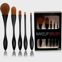 Quality Natural Soft Mini Makeup Brush Set Eco Friendly Materials For Long Lifetime for sale