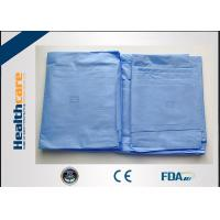 Buy cheap No Fluid Pass Fabric Disposable Surgical Drapes,CE Approved Single-use Spinal from wholesalers