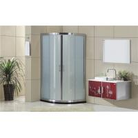 Quality Simple Aluminum Alloy Quadrant Shower Cubicles 1900mm Height For House / Hotel for sale