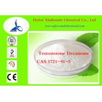 Buy cheap 5721-91-5 Powders  Hormone Body Building Testosterone Decanoate product
