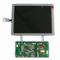 Quality Graphics LCD Module with 500:1 Contrast Ratio and 200cd/m² Brightness for sale