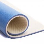 Quality Environmental Friendly PVC Vinyl Flooring Anti Bacterial Performance for sale