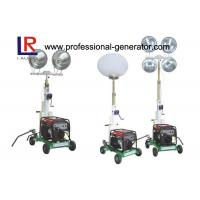 Quality Handle Diesel Generator Balloon Project Light Tower with Direct Injection Diesel Engine for sale