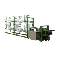 Buy cheap High Speed And Accuracy Automatic Non Woven Slitting Machine For Fabric product