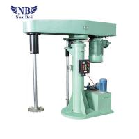 China Manual Lifting Disperser Of Frequency Adjustable Speed CE Certification on sale