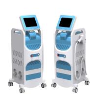 Quality Efficient 755nm Diode Laser Hair Removal Machine Laser Hair Equipment Fast water circulation for sale