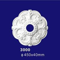 Quality European Design Building Inteior Decoration PU Material Polyurethane Ceiling Medallions With Factory Price for sale