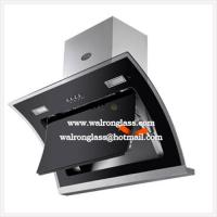 Quality Tempered/Toughened Glass for Exhaust Range Hood/Kitchen Chimney Hood for sale