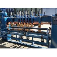 Quality Wire Mesh Multi Point Spot Welding Machine , 100KVA Automated Welding Machine for sale