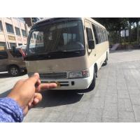 Quality 23 seats japan toyota coaster buses diesel  toyota  bus left hand drive for sale