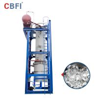 Quality 60 Tons Per Day Ammonia Refrigerant Ice Tube Machine 12 Months Warranty for sale