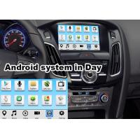 Buy Navigation Android Auto Interface for Focus with Online Map Google Facebood Waze at wholesale prices