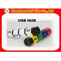 Quality 2.0 magic cube shaped Multiport usb hub with creative flexible design for sale